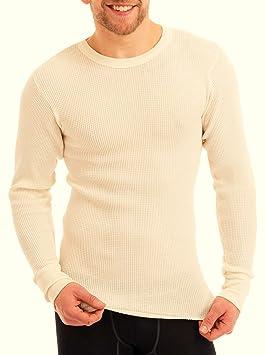 Indera hombres de frío extremo térmica ropa interior de manga larga para y larga John Pant