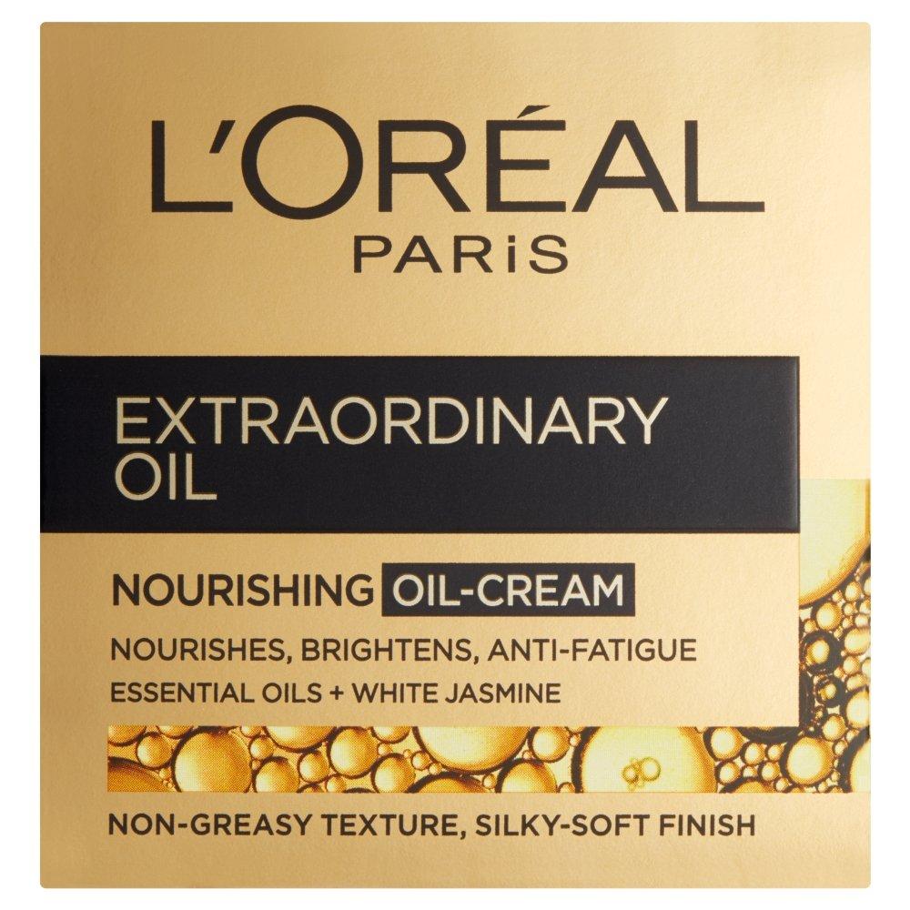 L'Oreal Age Perfect Extraordinary Oil - Nourishing Oil-Cream 50ml/1.7oz