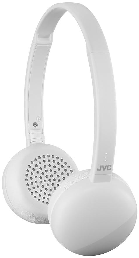 JVC HA-S20BT-H-E Diadema Binaural Inalámbrico Blanco: Amazon.es: Electrónica