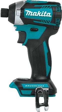 "Makita XDT08Z 18-Volt LXT Brushless 1//4/"" Impact Driver w//Full Factory Warranty"