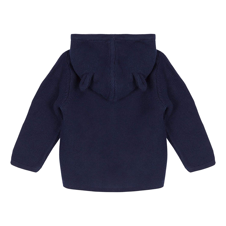 Debenhams J by Jasper Conran Kids Babies Navy Knitted Cardigan