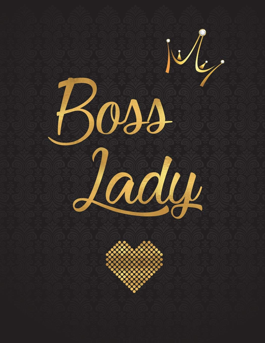 Boss Lady: Lined Journal (Notebook, Diary) with 110 ...