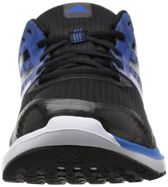 Adidas Performance Duramo 7 M Laufschuh schwarz     silber   grau 6,5 M Us dae1c6