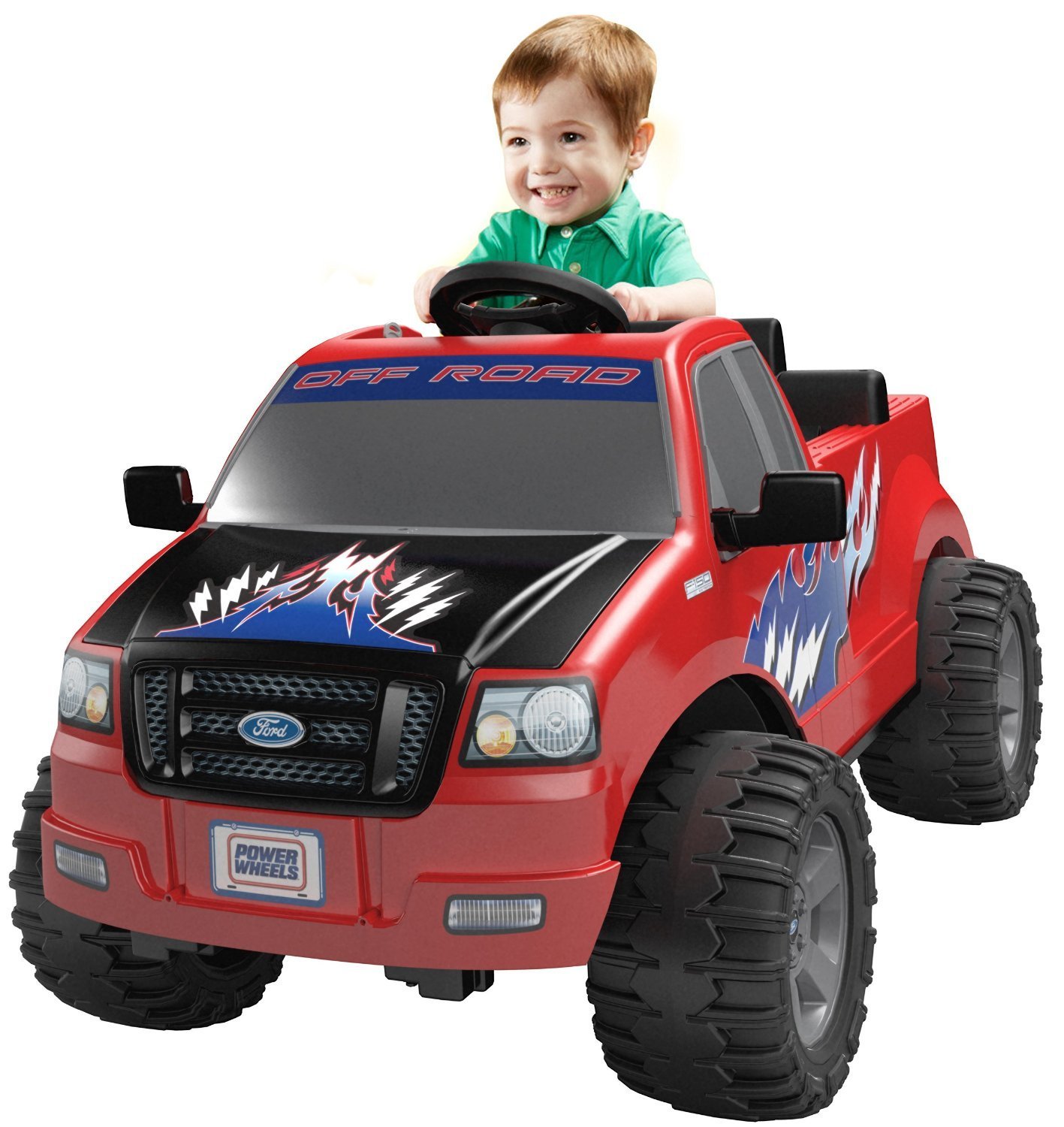 Power Wheels Ford Lil F 150