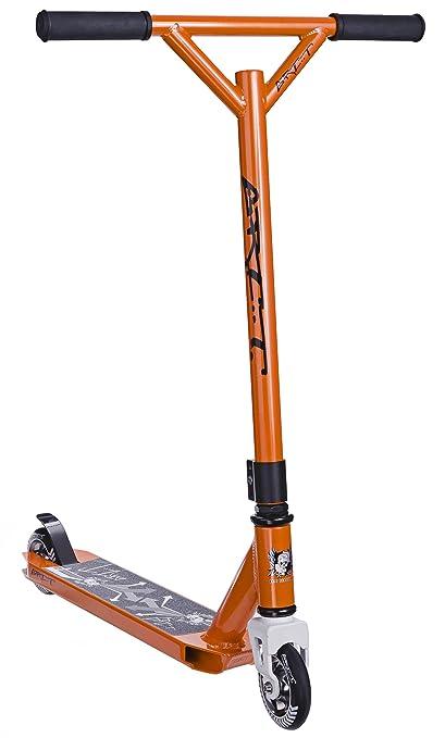 Amazon.com: Grit Fluxx Pro – Patinete (Naranja): Sports ...