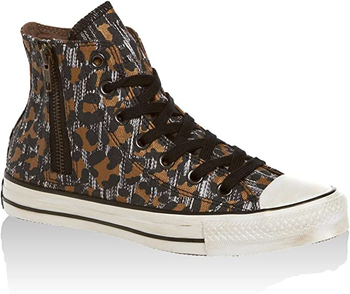 Converse Chuck Taylor All Star Sn Leo Zip, Baskets mode femme
