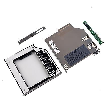 Amazon com: Dell Latitude HDD Caddy Adapter - SODIAL(R) SATA