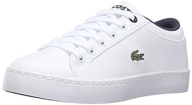 11b0f31b1 Lacoste Unisex-Kids Straightset BL 1 Spc Sneaker