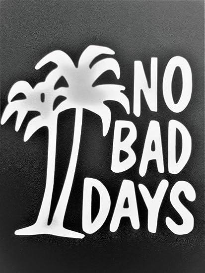 Amazoncom Chase Grace Studio No Bad Days Palm Trees Islands Vinyl