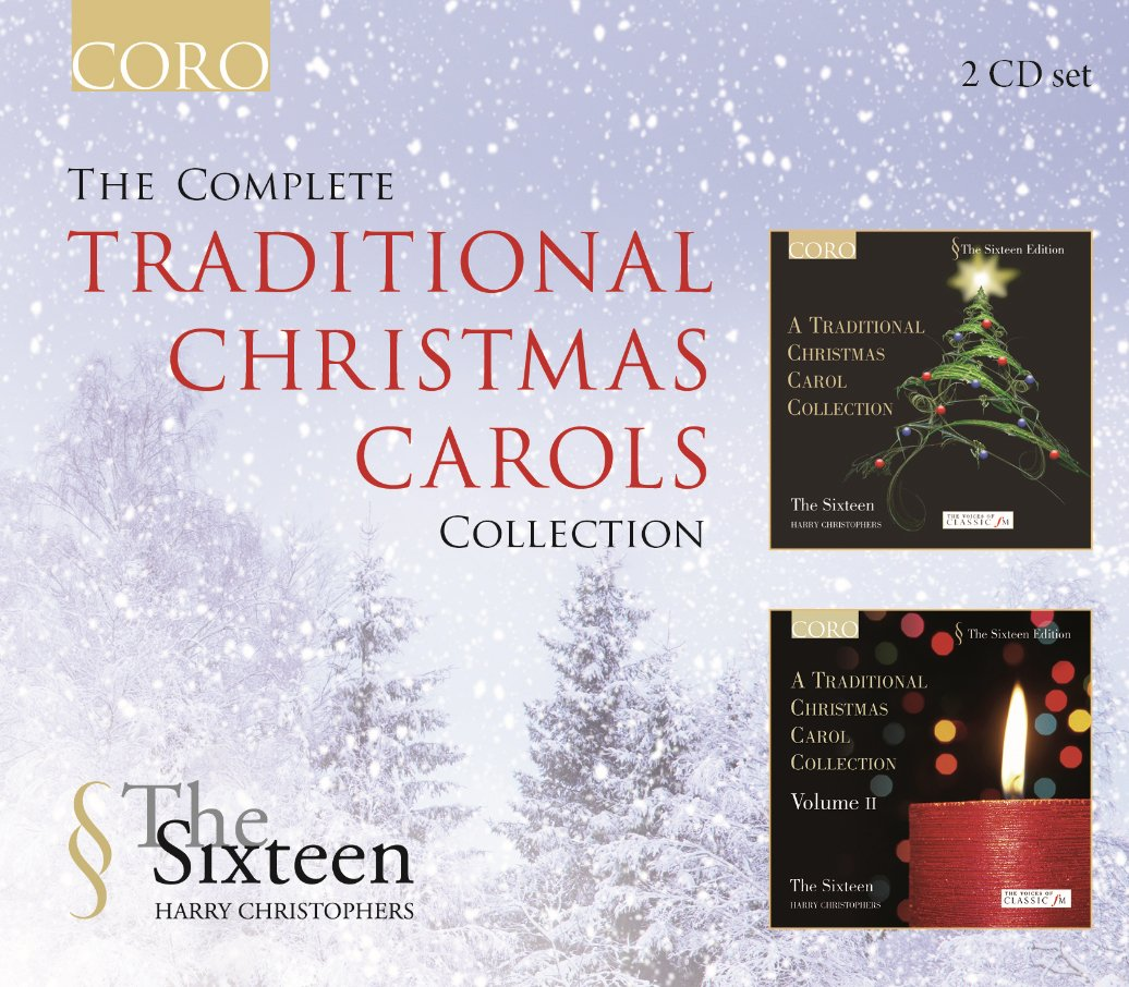 The Complete Traditional Christmas Carols Collection - Harry ...
