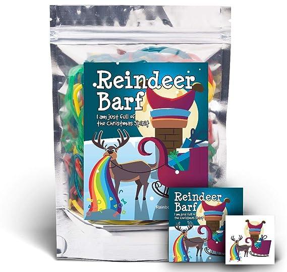 Reindeer Barf – Licorice de encaje con arco iris – divertido ...