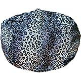 Ahh! Products 36 Snow Leopard Animal Print Fur Washable Large Bean Bag Chair Plush