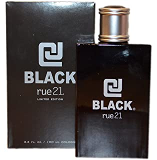 Amazon.com : Rue21 Twenty One Black Perfume Spray 1.7 Ounce ...