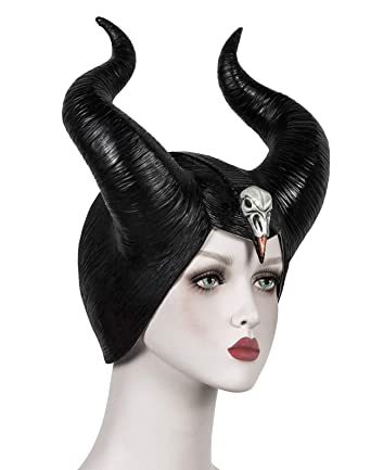 Amazon Com Maleficent Mistress Of Evil Mask Maleficent 2