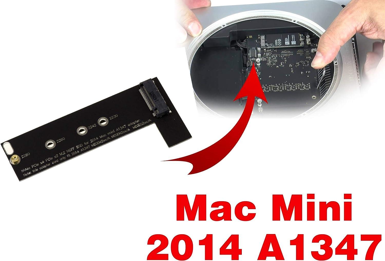 KALEA-INFORMATIQUE - Adaptador M2 Type PCIe (B+M o M Key) a Mac ...