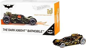 Hot Wheels id The Dark Knight Batmobile {Batman}