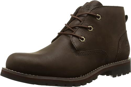 solitario Nuez ropa interior  Timberland Larchmont Waterproof, Men's Chukka Boots, Brown (Dark Brown),  11.5 UK (46 EU): Amazon.co.uk: Shoes & Bags
