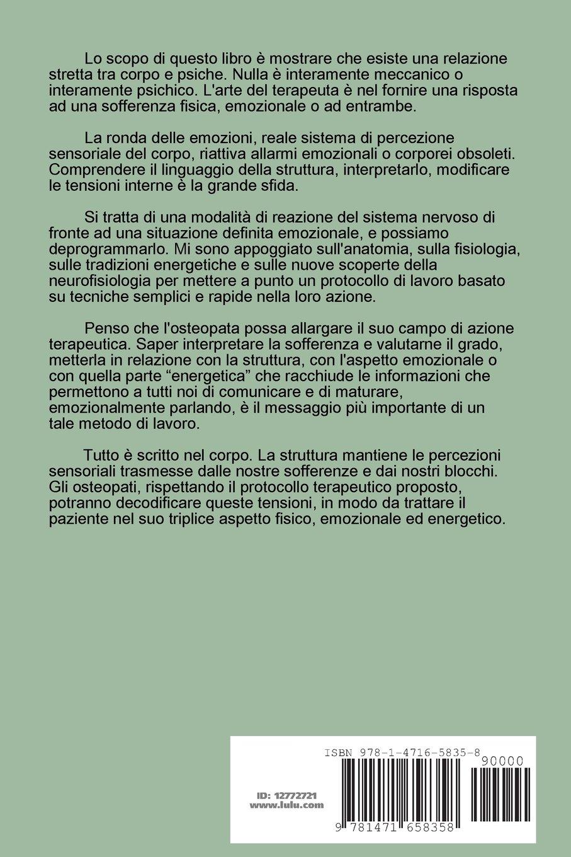 Il Mobile Libreria Liber 0 Di Ronda Design : Amazon.it: la ronda delle emozioni e losteopatia jean dominique