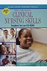Taylor's Video Guide to Clinical Nursing Skills: Student Set on CD-ROM CD-ROM