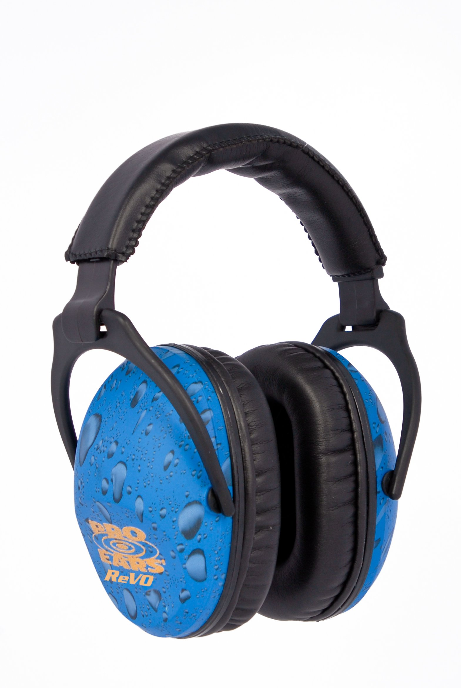 Pro Ears - ReVO - Hearing Protection - NRR 25 - Youth and Women Ear Muffs - Blue Rain by Pro Ears (Image #2)
