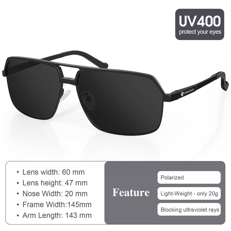 b1b60c06f3 Amazon.com  Goliath Ronin Polarized Sunglasses for Women Men ...