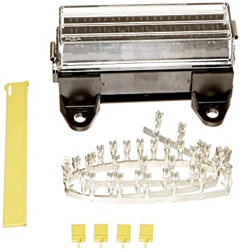 amazon com hella h84960051 16 way fuse box kit automotive hella h84960051 16 way fuse box kit