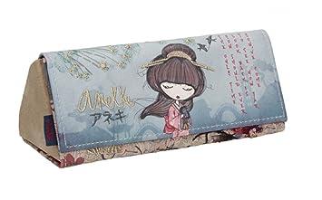 Anekke funda de gafas Geisha: Amazon.es: Juguetes y juegos