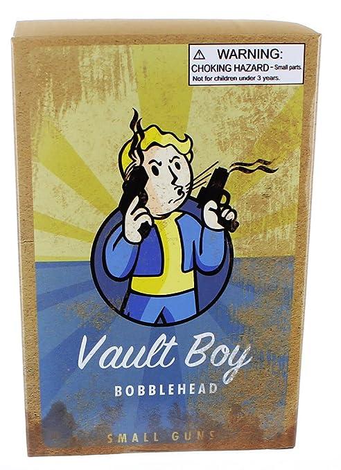 3 opinioni per Vault Boy 101 Bobbleheads Series 3- Small Guns by Bethesda
