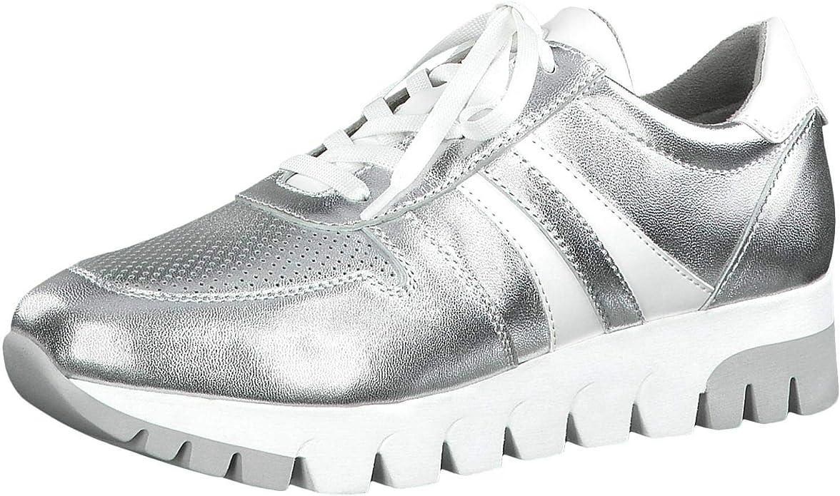 Tamaris Sneakers 23750-24 Damen Silber