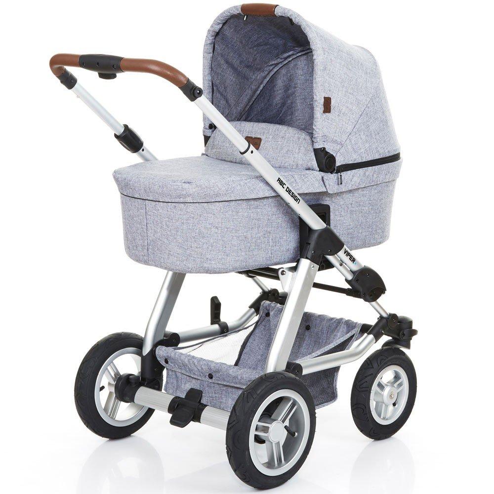 ABC-Design Stroller Viper 4 graphite grey ABC Design