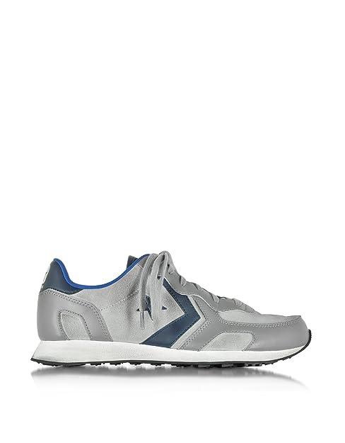 Converse Hombre 155145Cs Gris Gamuza Zapatillas: Amazon.es: Zapatos y complementos