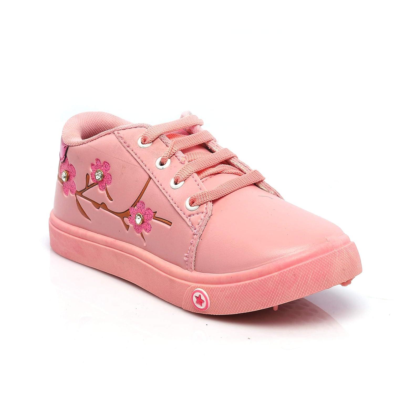 Buy Kats Girls Pink White mk165 Stylish