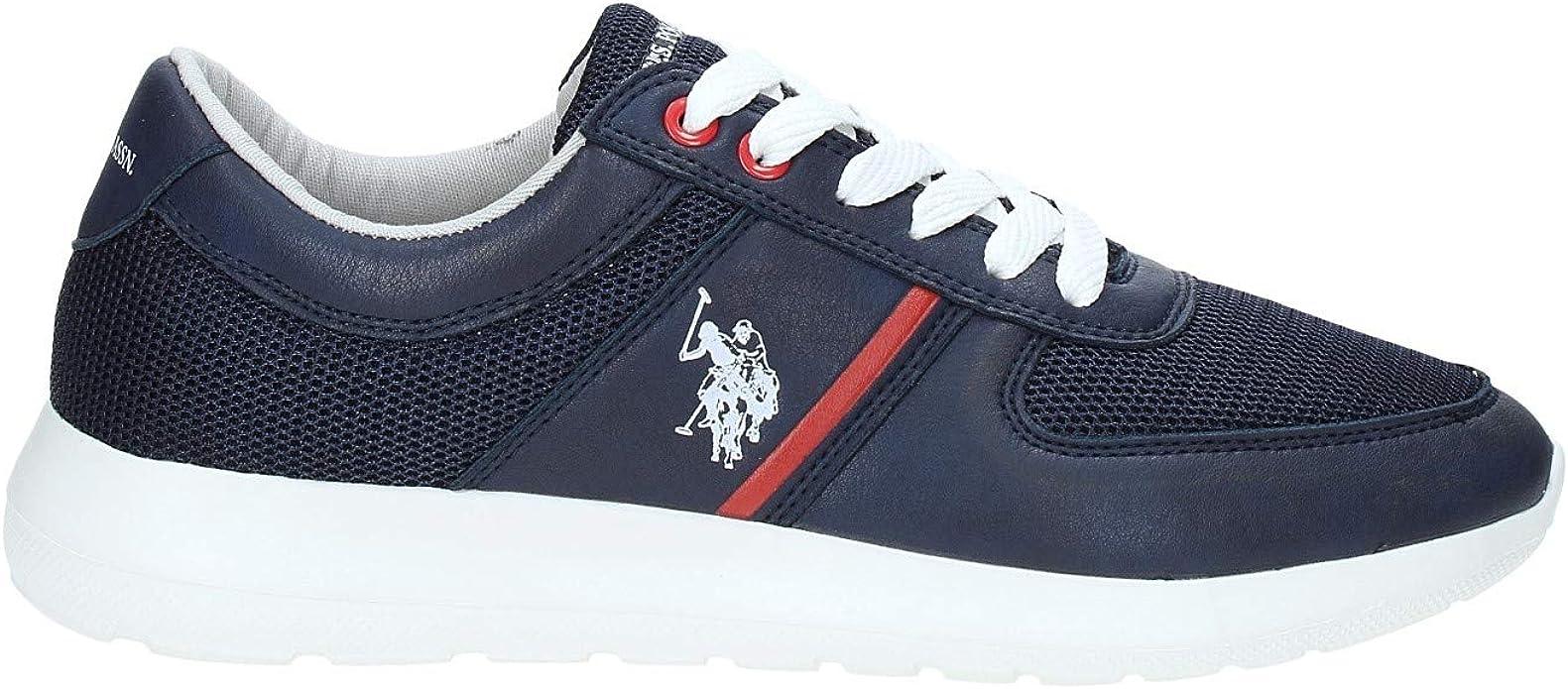 U.s. polo assn. FAREL4027S9/MY1 Zapatos Hombre Azul 41: Amazon.es ...