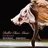 Ballet Class Music アンヴィ・ドゥ・ダンセ