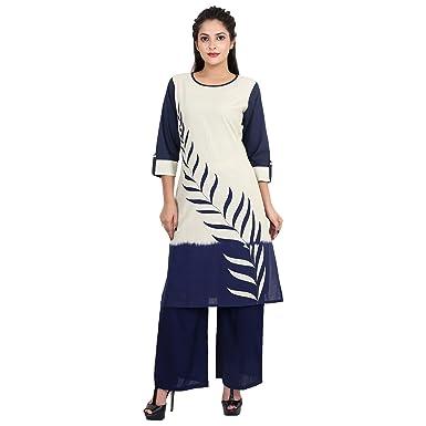 3d9c56b7a9 Indian Women's Cotton Suit,Indian Pakistani Women kurta,kurtiGaurangi  Indo-Western Exclusive collection
