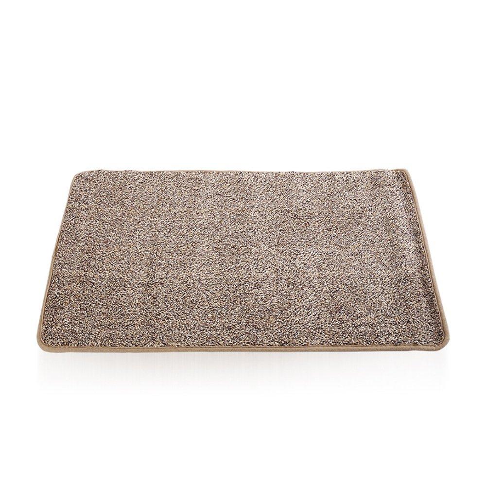 Carpet rug bedroom Living room floor mat Thickened doormats Non-slip design pattern