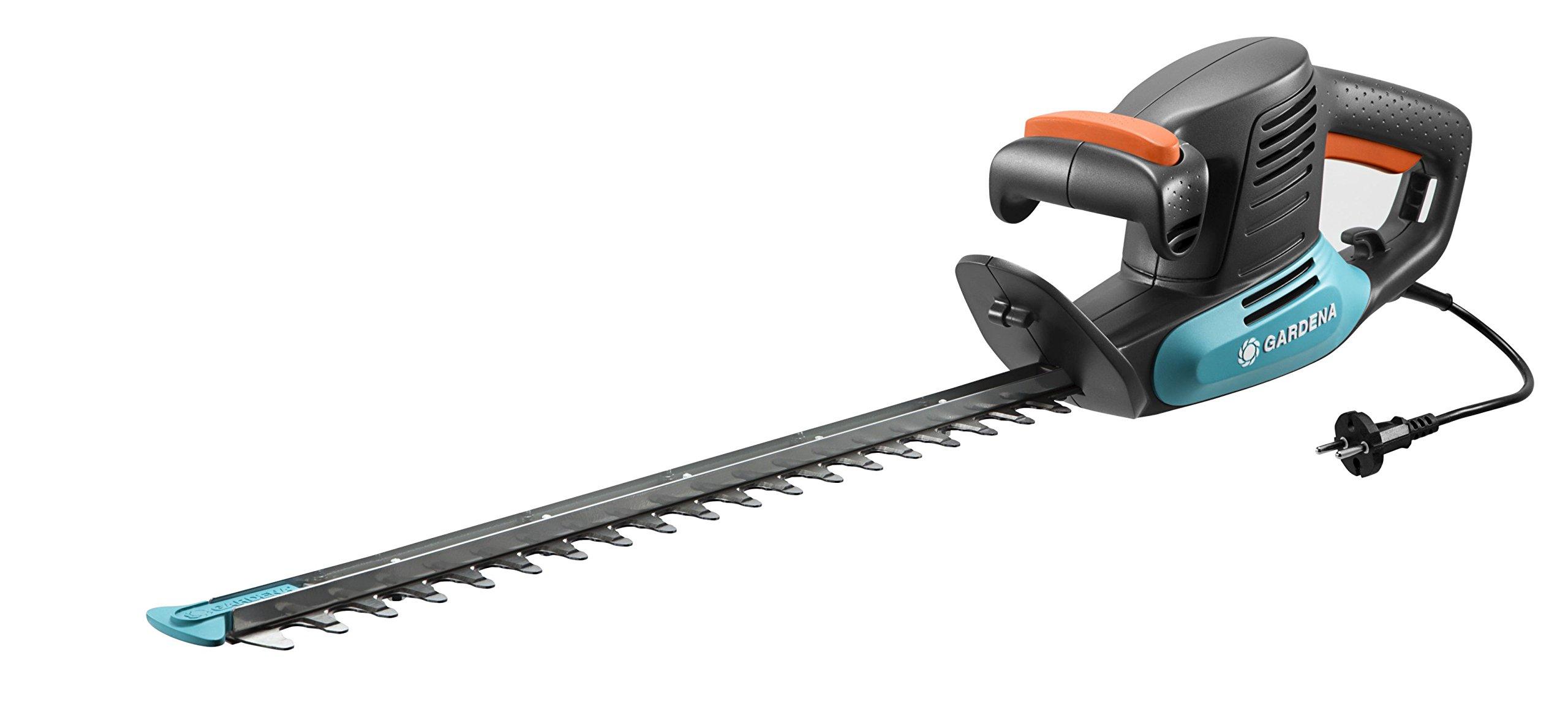 Tijeras cortasetos eléctricas EasyCut 420/45 de GARDENA: tijeras eléctricas para setos, 420
