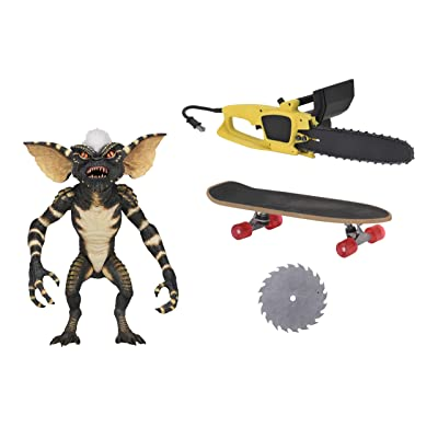 "NECA - Gremlins - 7"" Scale Action Figure - Ultimate Stripe: Toys & Games"