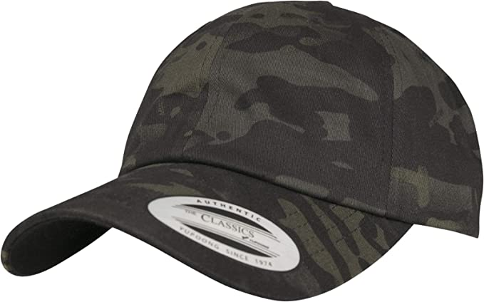 e4ff07ef661 Flexfit Low Profile Cotton Twill Multicam Cap  Amazon.ca  Clothing ...