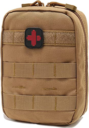 Carlebben EMT Molle IFAK Tactical Medical First Aid Kit Utility Pouch