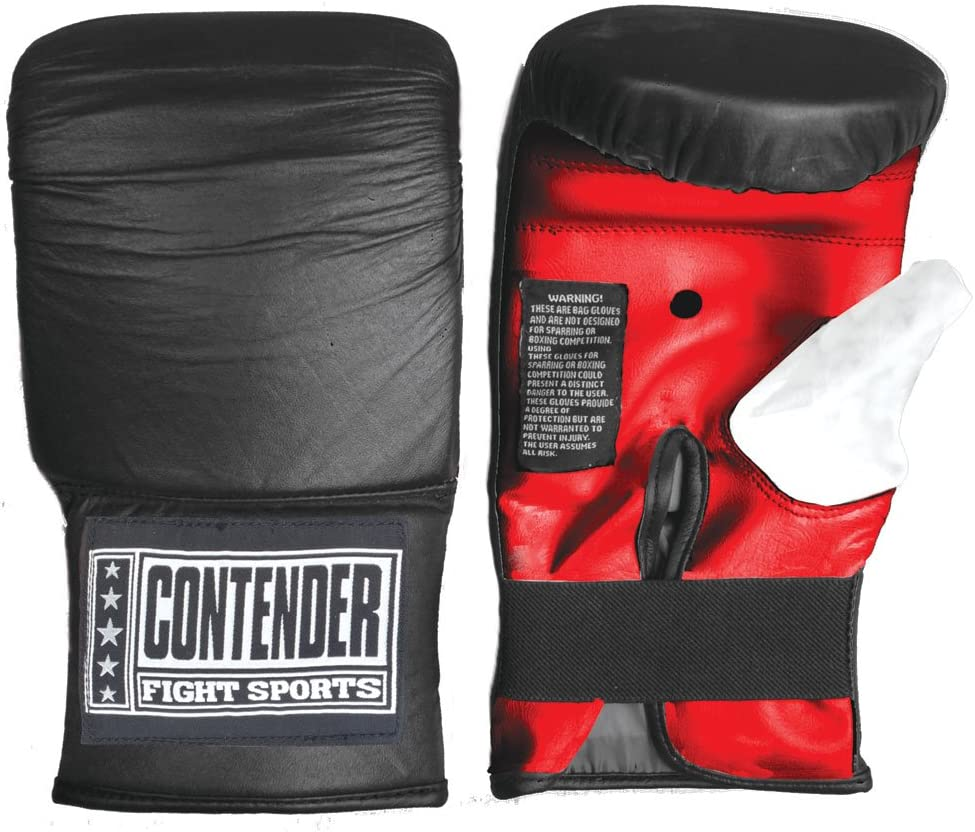 Contender Fight Sports Pro Boxing Training Bag Gloves