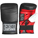 Contender Fight Sports Traditional Boxing Kickboxing Muay Thai Training Gloves Sparring Punching Bag Mitts