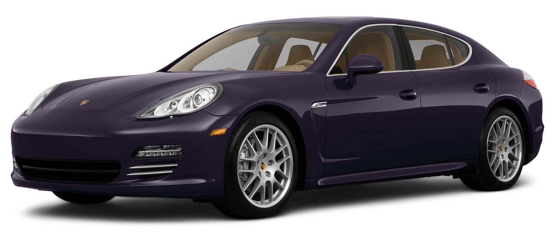 2010 Porsche Panamera 4S, 4-Door Hatchback ...