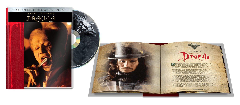 Bram Stoker's Dracula Supreme Cinema Series Clear Case by Amazon