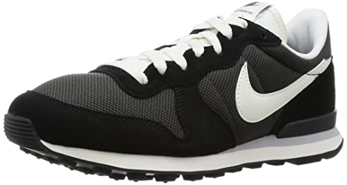 competitive price d1dc1 0ace1 Nike Men s Internationalist Running Shoes, (Deep Pewter Black Anthracite Wolf  Grey