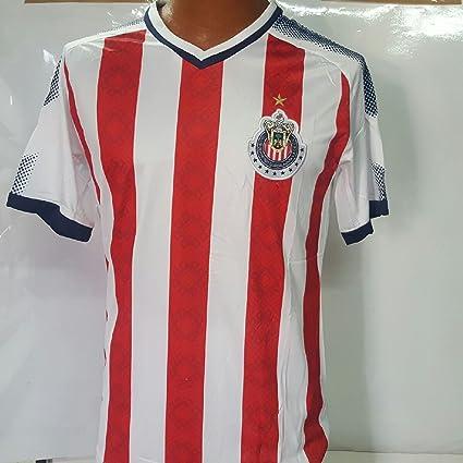 ea71819d61e Image Unavailable. Image not available for. Color  Chivas de Guadalajara  Torneo 2017-2018 Replica Jersey (XL)