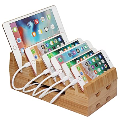 Review Bamboo Charging Stations for