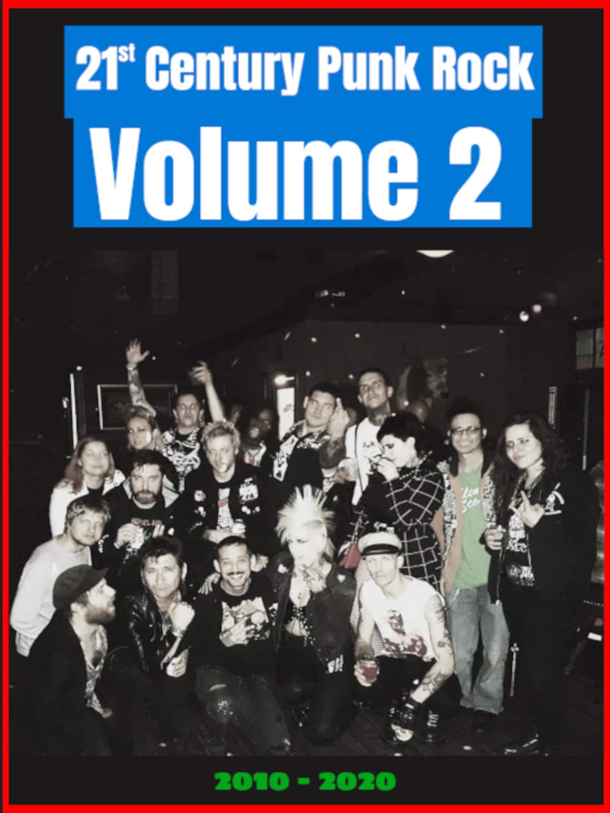 21st Century Punk Rock Volume 2