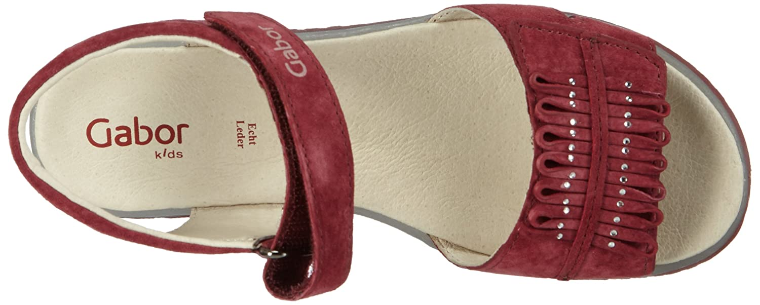 Gabor kids Ines 07.234.01, Chaussures fille - Rose, 28 EU