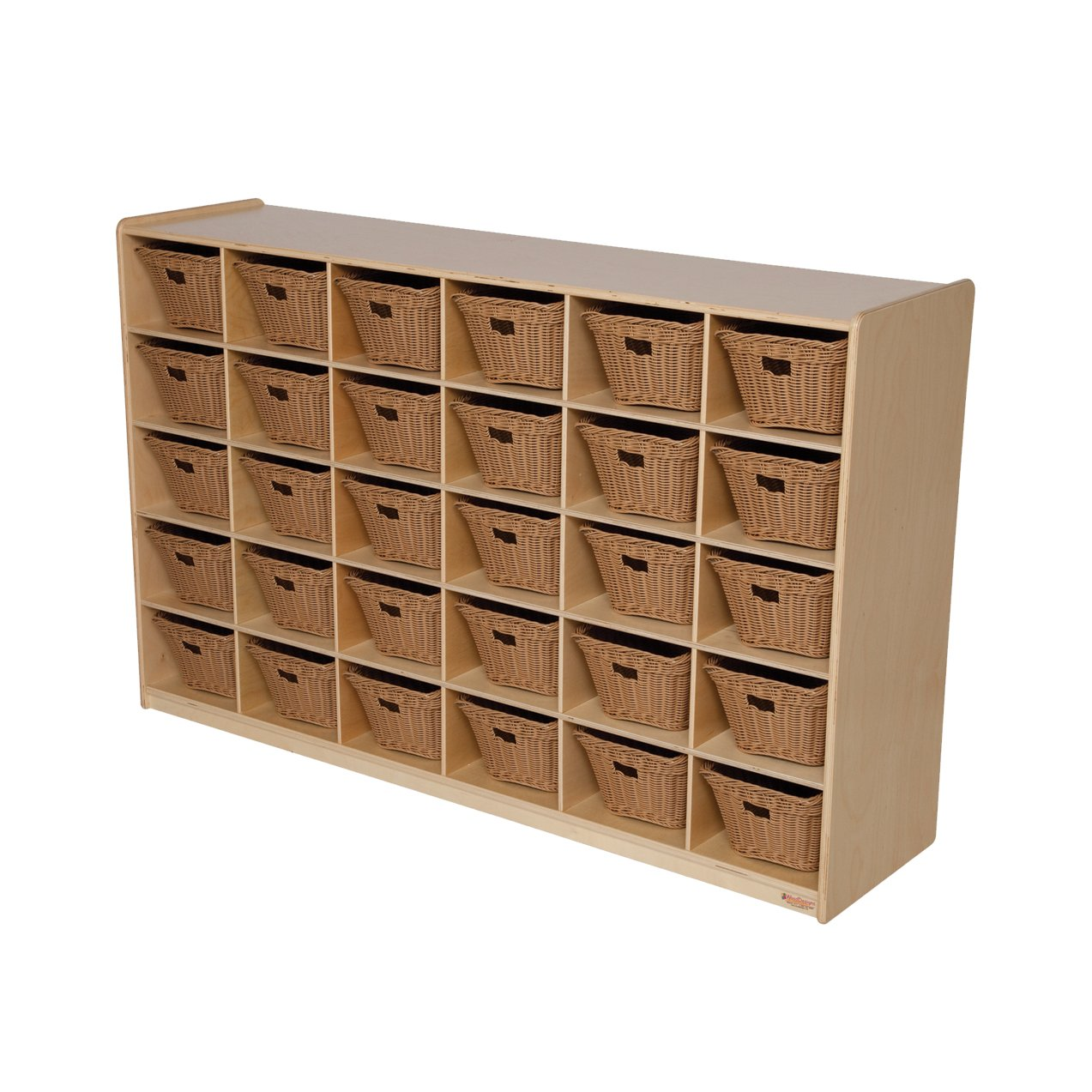 Natural Environments WD16039-718 30 Tray Storage with Baskets